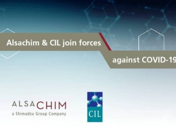 Alsachim and CIL join forces in the fight against COVID-19