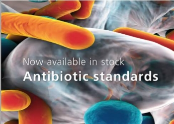 Antibiotic internal standards available now